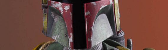 Gentle Giant – Boba Fett Collector Gallery Statue