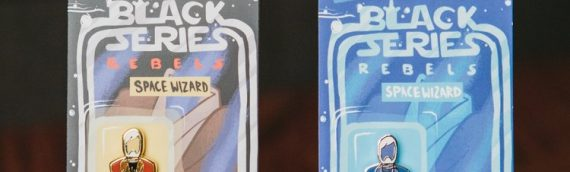 Black Series Rebels – Space Wizard Pins