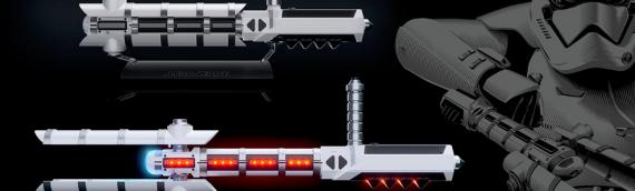HASBRO – Force FX Stormtrooper Riot Control