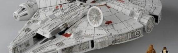 Takara – Star Wars Transformers Faucon Millenium