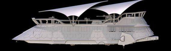 HASBRO – Clarification pour la disponibilité de la Barge de Jabba en Europe