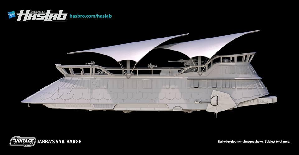 Hasbro Barge de Jabba Haslab europe