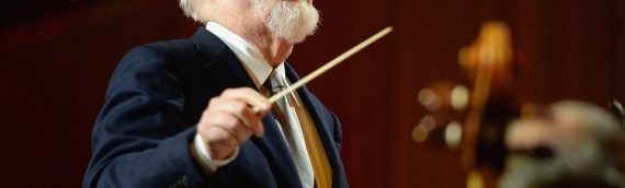 John Williams en concert au Royal Albert Hall de Londres