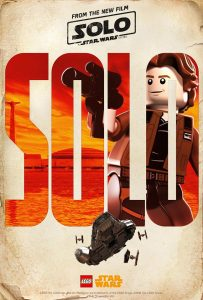 Lego solo a star wars story poster customs