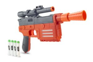 Hasbro solo nerf blaster roleplay