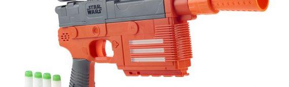 HASBRO – Nerf Blaster de Solo & Sabre Laser