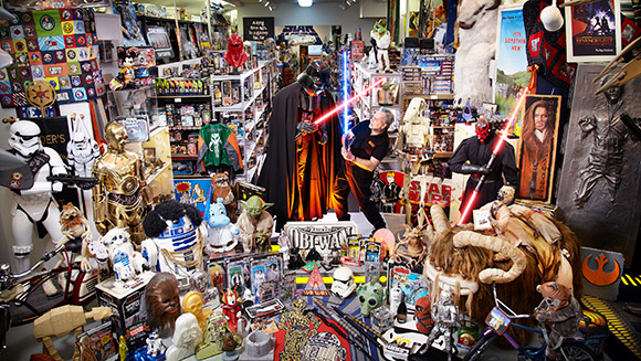 Star Wars Collection jouets vente