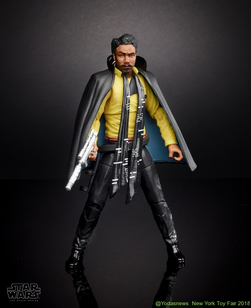 Hasbro The Black serie action figures