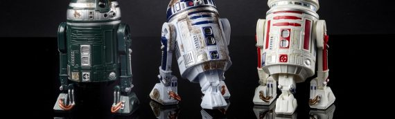 HASBRO – Les images officielles Action Figures du Toy Fair