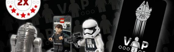 LEGO – Les premiers avantages pour la carte Black VIP Faucon Millenium