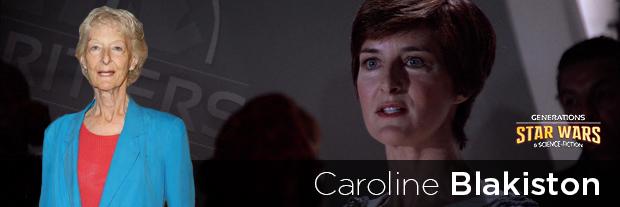 Générations Star Wars Caroline Blakiston Mon Mothma