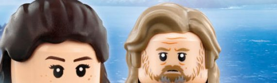 LEGO Star Wars The Last Jedi signé DK Publishing