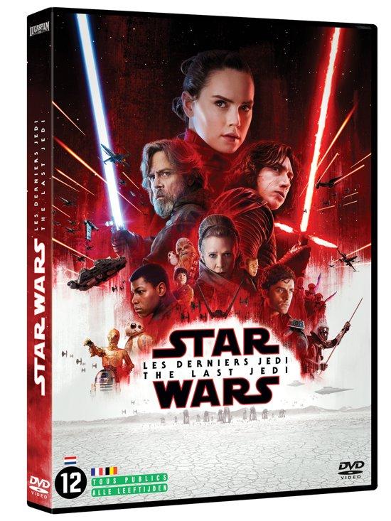 star wars the last jedi dvd