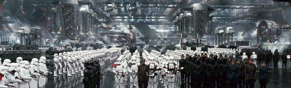 Making of The Last Jedi – Le Hangar du Premier Ordre par ILM