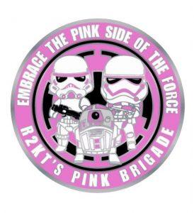 R2-KT Coin pink Brigade