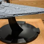 Star Destroyer Dreadnought maquette Verizon