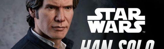 Sideshow Collectibles surf sur la vague Han Solo