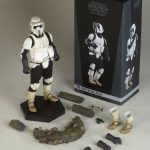 Sideshow Collectibles Scout trooper Sixth Scale Figure