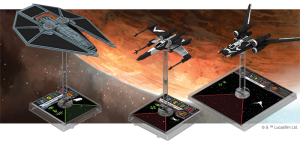 X-Wing Miniature expansion pack rogue one