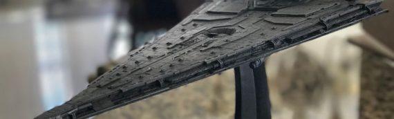 Dreadnought Star Destroyer Maquette par Verizon