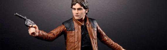 HASBRO : Les figurines The Black Series de «Solo – A Star Wars Story»