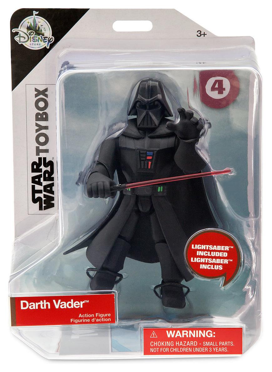 disney toy box dark vador