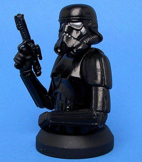 Bust up Shadow Trooper / Blackhole Trooper Gentle Giant