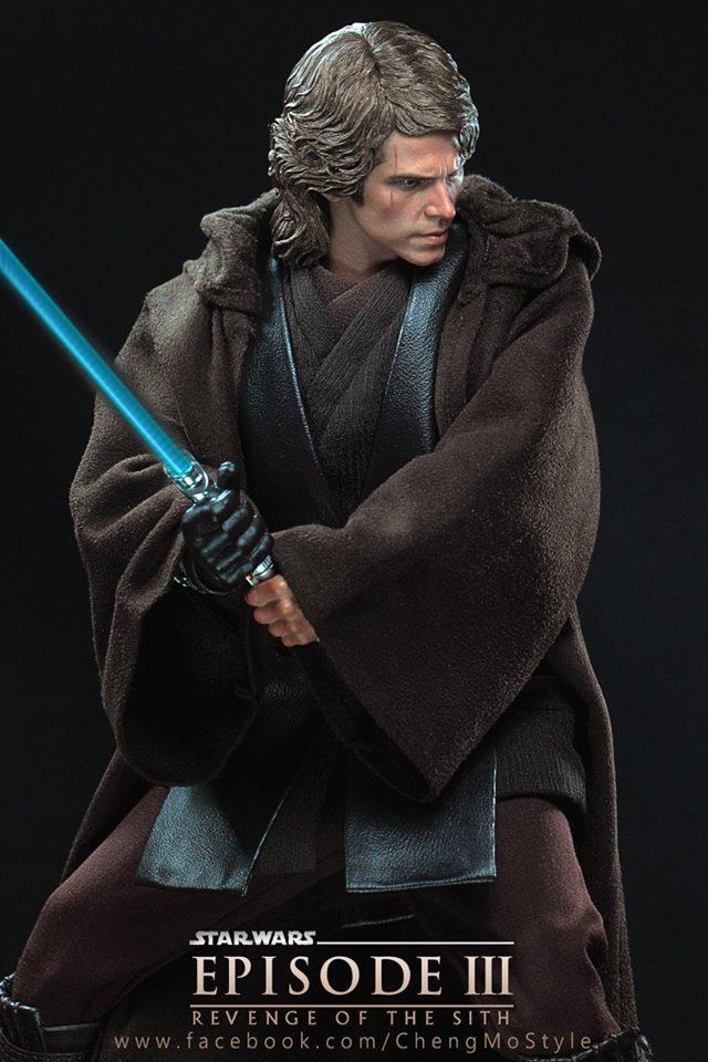Anakin Skywalker Toys : Hot toys anakin skywalker rots sixth scale figure