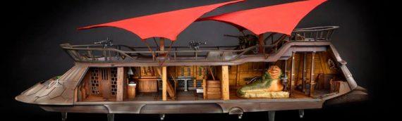 HASBRO – La barge de Jabba a atteint les 5000 précommandes