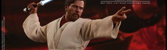 Hot Toys – ROTS Obi-Wan Kenobi Sixth Scale Figure