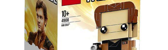 LEGO – SOLO A Star Wars Story Brickheadz