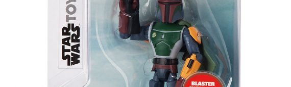 DISNEY – Star Wars Toybox Boba Fett