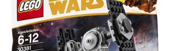 LEGO – Polybag Imperial TIE Fighter from SOLO