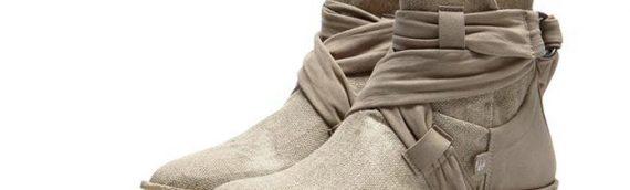 PO-ZU : Nouvelle chaussure inspirée des bottes de Rey