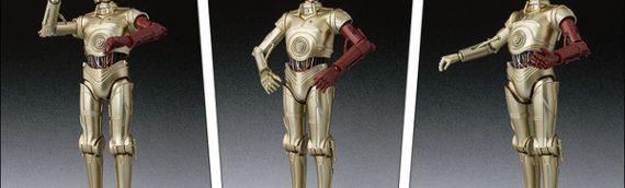 S.H Figuarts : C-3PO The Force Awakens Comic Con Edition