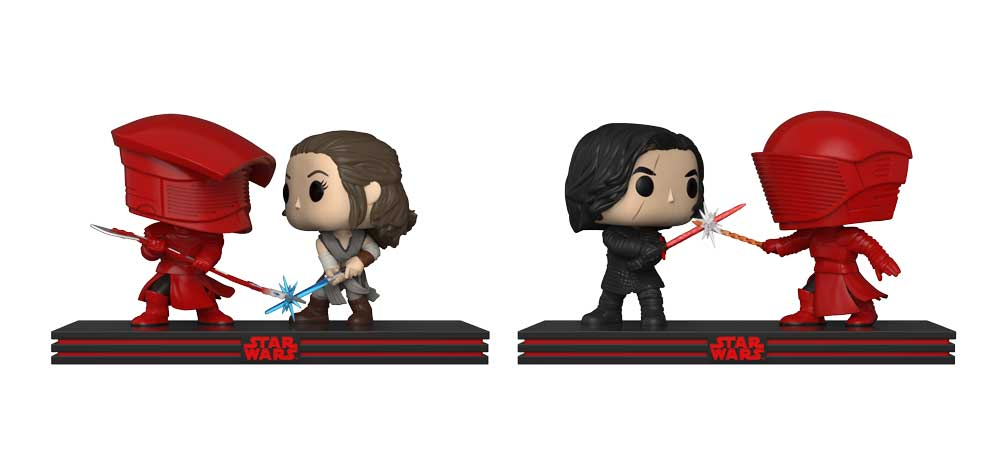 Funko Pop The Last Jedi Movie Moment