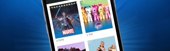 Hasbro : enfin une application pour la collection !