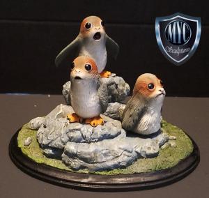 MYC Sculptures