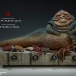 Sideshow Collectibles Jabba The hutt sixth scale figure