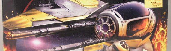 Le Starfighter d'Anakin Skywalker