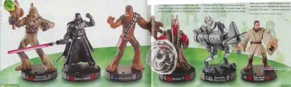 Nouveau jeu dans la galaxie Star Wars ! Star Wars Attacktix !
