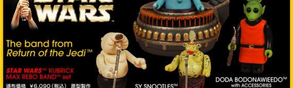Les musiciens de Jabba le Hutt par Kubrick
