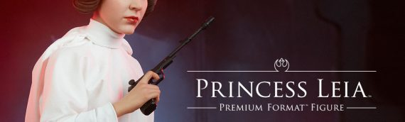 Sideshow Collectibles – Princess Leia ANH Premium Format