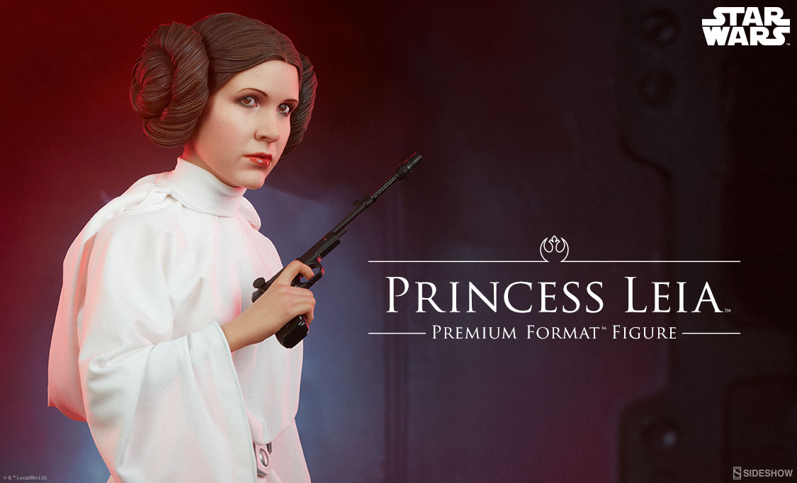 Sideshow Collectibles Princess Leia Premium Format
