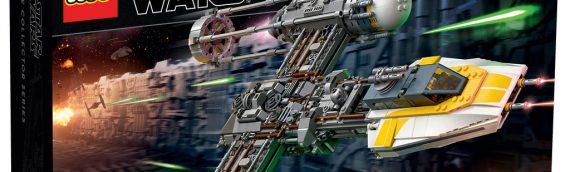 LEGO – 75181 UCS Y-Wing Starfighter