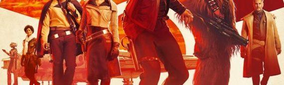 SOLO – A Star Wars Story : Nouvelle affiche du film