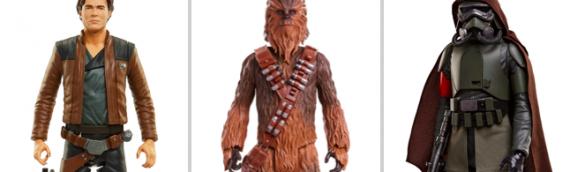 Jakks Pacific : SOLO – Star Wars Story Big Fig