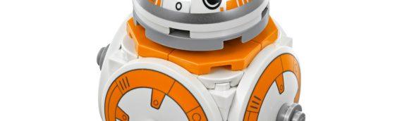 LEGO – Polybag BB-8 en exclu pour le 4 mai