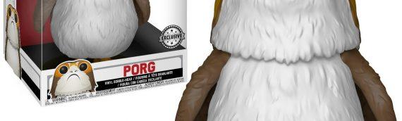 Funko POP  – Le Giant PORG est disponible en exclu chez Target