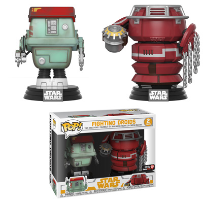 Solo Star Wars Story Funko POP Exclu